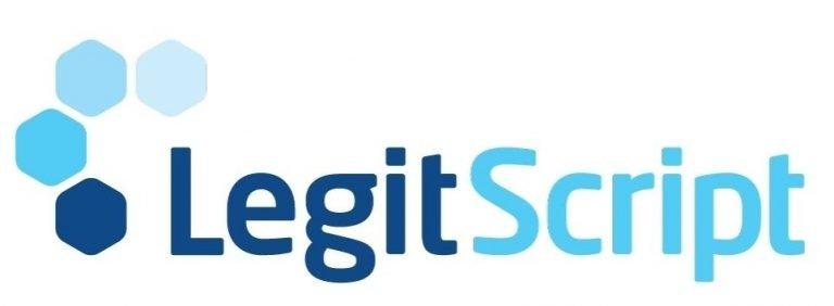 LegitScript Authorized Addiction Treatment Provider